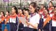 """我市中小学举行""""美丽中国 我是行动者""""主题升旗活动"""