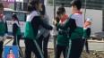 """大型公益植树活动举行 哈尔滨再添""""青年景观路"""""""