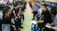 """南岗警方跨省抓获""""民族资产解冻类""""诈骗团伙 40名主犯被押解回哈"""