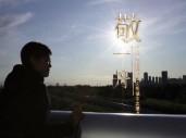 哈尔滨创建全国文明城市形象大使--敬一丹