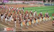 2017年全市中小学生田径运动会开幕