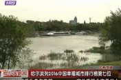 哈尔滨列2016中国幸福城市排行榜第七位