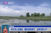 """哈尔滨入选首批""""国际湿地城市"""" 全球仅有18个"""