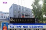 """黑龙江:50条新政""""真金白银""""助力民营经济做大做强"""