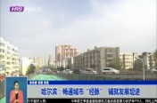 """哈尔滨:畅通城市""""经脉""""  铺就发展坦途"""