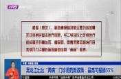 """黑龙江出台""""两病""""门诊用药新政策:最高可报销55%"""