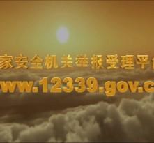国家安全机关举报受理平台12339 宣传片(2)