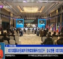 哈尔滨国际冰雪城市可持续发展研讨会召开   会议签署《哈尔滨倡议》