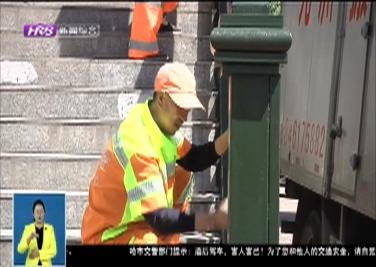 城管环卫部门多措并举营造清新环境