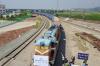 Из Лондона в Иу вернулся первый поезд в рамках проекта грузовых ж/д перевозок Китай - Европа