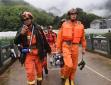 15 спасены и 26 пропали без вести в результате оползня в Восточном Китае