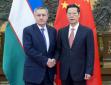 Чжан Гаоли встретился с первым вице-премьером Узбекистана Р.Азимовым