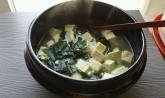 吃豆腐配點海帶更營養