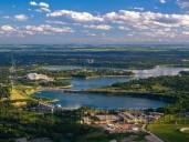 6月底便可直飞加拿大最壮观的自然景观―落基山