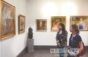 300件俄美术精品亮相哈尔滨