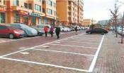 哈市今年拟增近4万个停车泊位