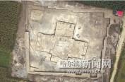 金上京首次发掘一大型皇城宫殿遗址