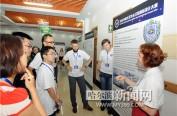 """中俄大学生团队比拼小卫星""""飞天"""""""