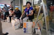 增幅明显 中国游客国庆前后赴韩刷卡逾28亿元
