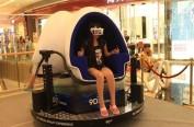 """七成VR体验店""""赔本赚吆喝"""" 产业化应用尚需时日"""