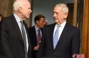 日媒:美新政府启动对日战略 防长来访意在试探日本