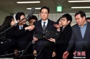 韩法院今将确定是否批捕李在镕 韩媒梳理博弈经过
