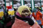 美国旧金山市批准设置慰安妇少女像 日方曾试图阻碍