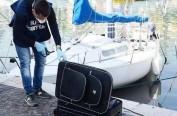 中国女子邮轮旅行途中失踪 疑被德国籍丈夫抛尸大海