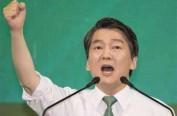 """韩总统人选另类""""吸睛"""" 大热门安哲秀被指""""东施效颦"""""""