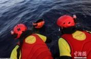 地中海两艘偷渡船沉没 逾200名难民死亡或失踪