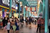 中国人依然爱赴日旅游 消费已由爆买转向网购