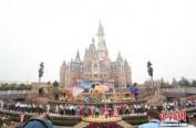 上海迪士尼乐园接待游客超千万 将举办开幕周年庆典