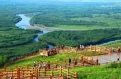 湿地游吸引八方避暑客 暑运前15天哈机场运客76万人次