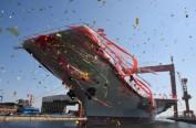 中国首艘国产航母开始动力系统测试 将进入系泊试验