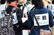 长崎核爆受害者呼吁日本政府遵守和平宪法