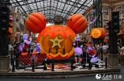 东京迪士尼推出万圣节20周年特别活动
