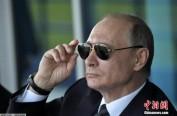俄总统普京迎65岁生日 将照常上班不休假庆生
