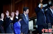"""日媒:安倍欲与希望之党合作 形成新""""修宪势力"""""""