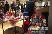 俄罗斯传统手工艺人冰城觅知音