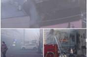 日本埼玉县起火致4死8伤