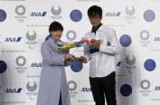 福原爱表示希望为东京奥运献出自己的一份力量