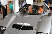 """日本推出世界上唯一的""""梦幻超级跑车RX500""""试乘活动"""