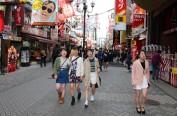 2017年访日游客消费额突破4万亿日元 中国游客居首位