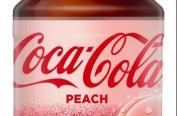 日本推出世界首款桃子味可乐 给人以清爽的感觉