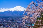 环太平洋地区地震火山喷发集中 日专家:富士山也有喷发可能