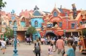 东京迪士尼乐园将推出世界首个天空主题园区