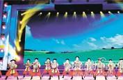 2018年全国未成年人网络春晚节目颁奖 哈尔滨入选舞蹈《巴图鲁》获二等奖