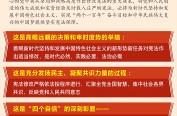 为中华民族伟大复兴提供根本法治保障——《中华人民共和国宪法修正案》诞生记