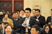 黑龙江代表团接受中外媒体集体采访