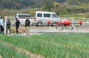 日本试飞中国无人机喷洒农药 发展前景广阔